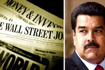 """¡FINALMENTE! The Wall Street Journal dice que YA es hora de hablar de """"tiranía"""" en Venezuela"""