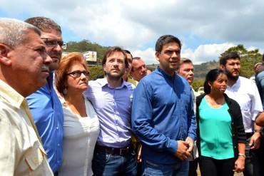 "Asociación de Alcaldes por Venezuela se pronunció desde Ramo Verde: ""No nos van a doblegar"