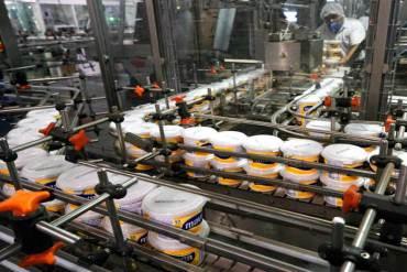 ¡FATAL! Polar ha dejado de producir 3.960 toneladas de margarina por parada de planta