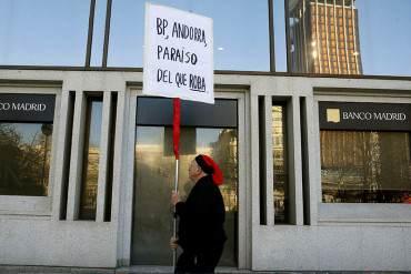 ¡SE PONE CANDELA! España denuncia a Banco Madrid (filial BPA) por blanqueo de capitales