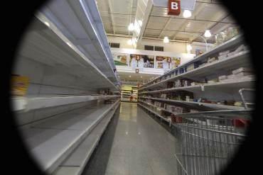 ¡HECHO EN SOCIALISMO! La mitad de los hogares venezolanos come menos de 3 veces por día