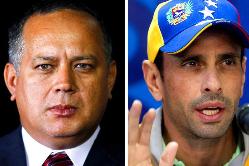 Diosdado-Cabello-Henrique-Capriles
