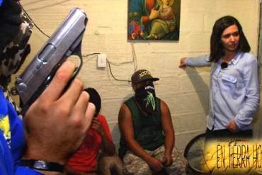 """¡TAPÓN DE BOCA! Periodista de """"En Tierra Hostil! responde a acusaciones del régimen (+Video)"""