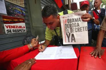 """¡GRAVE! Régimen presiona a trabajadores con perder empleo si no firman contra el """"imperio"""""""