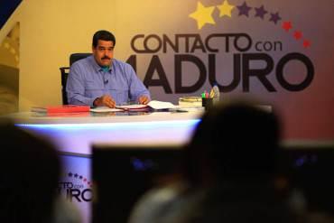 ¡NUEVO ENCHUFE, NUEVO GUISO! Maduro crea nuevo Ministerio para el Ecosocialismo y agua