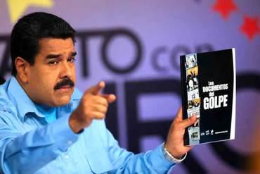 ¡EL DICTADOR DELIRA! Maduro: En el golpe tenían pensado matar al gobernador del Táchira