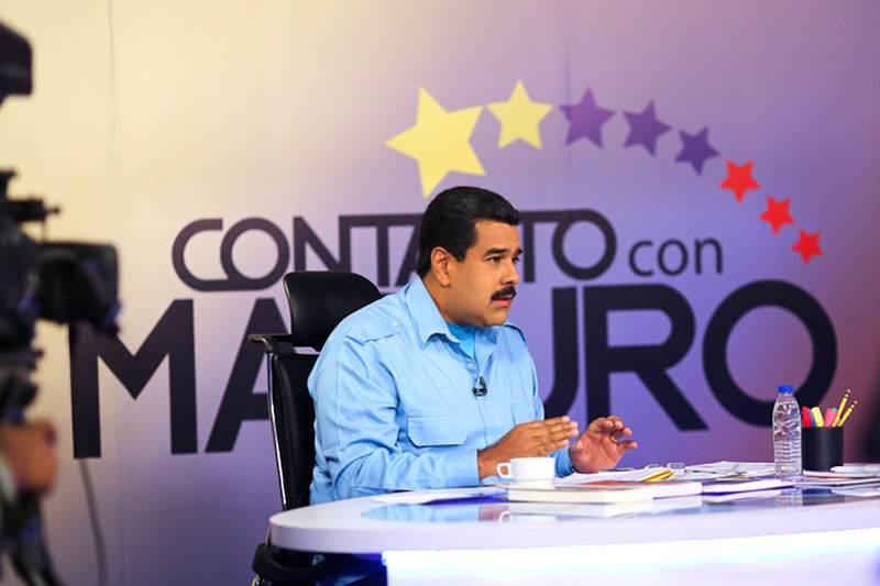 Nicolas-Maduro-en-contacto-con-maduro-4-anuncios