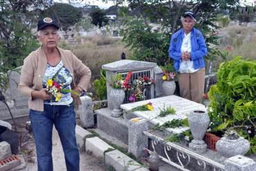 ¡LA MISERIA HUMANA! Santeros han profanado hasta 10 tumbas en cementerio de Tamaca