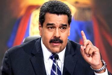 """¡ESTALLÓ! Maduro acusa a AF, AFP, EFE y Reuters de """"declarar la guerra psicológica"""" a Venezuela"""