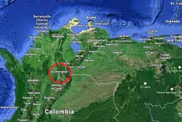 ¡ÚLTIMA HORA! Sismo de 6.6 se registró en Colombia y se sintió en gran parte de Venezuela