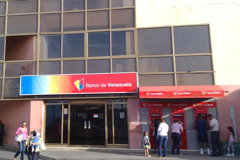 Quien saca tarjetas de credito del banco venezuela Banco venezuela clavenet