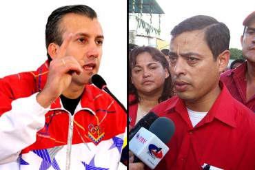 ¡LES HIZO PERDER LOS ESTRIBOS! Tareck El Aissami exige a EEUU la extradición de Rafael Isea
