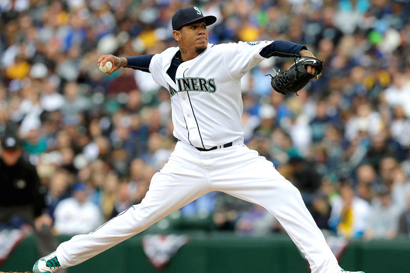 Felix-Hernandez-Marineros-de-Seattle-MLB