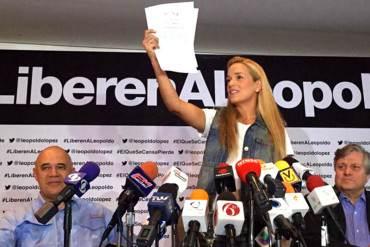 ¡CONFIRMADO! Tintori expondrá en Panamá crisis en la que Maduro tiene sometida a Venezuela