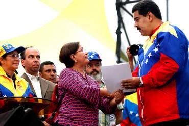 """¡BRAZO SUMISO AL RÉGIMEN! """"CNE actúa como ministerio número 34 del gabinete de Maduro"""""""