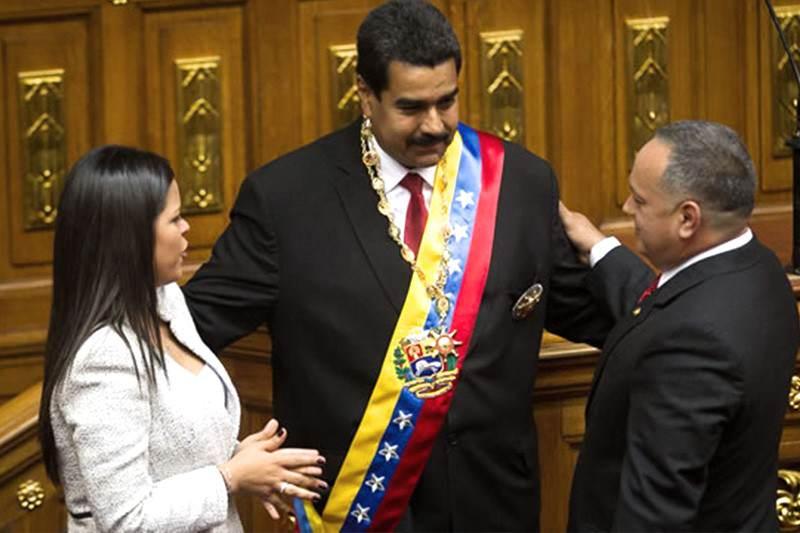 Maria-Gabriela-Chavez-Nicolas-Maduro-Diosdado-Cabello