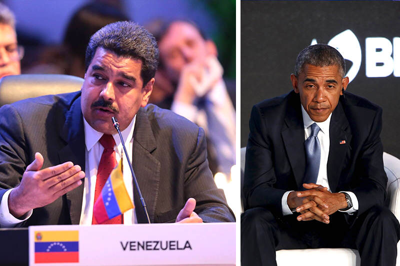 Nicolas-Maduro-Vs-Barack-Obama-1