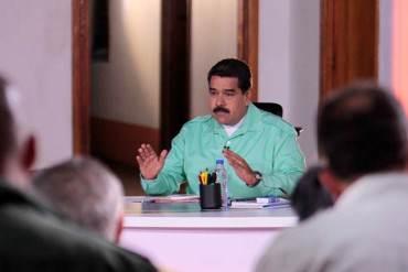 """¿QUÉ ESCONDE? Maduro """"no dirá nada"""" sobre su breve encuentro con Obama en Panamá"""