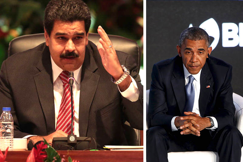 Nicolas-Maduro-vs-Barack-Obama-4