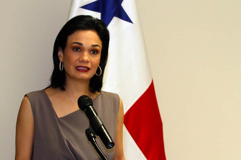 Vicepresidenta-panama--Isabel-De-Saint-Malo-de-Alvarado