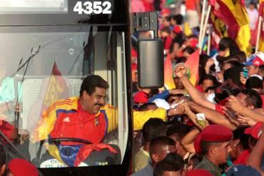 ¡SIN CONTAR LOS DEL SECTOR PÚBLICO! Ofrecen al PSUV 1600 vehículos para movilizar votantes