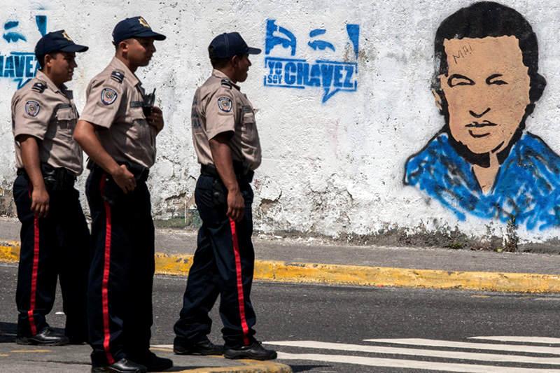policias-en-venezuela
