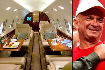 ¡REVELADOR! Detenido Roberto Rincón es dueño del avión que llevó al Pollo Carvajal a Aruba