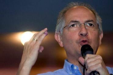 ¡LO ÚLTIMO! Eurodiputados se reunieron con Antonio Ledezma: Les contó la verdad de su caso