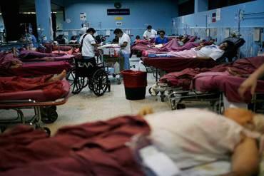 """¡LA DURA VERDAD! """"Si Venezuela sigue así en salud, pronto estaremos a nivel de los países africanos"""""""