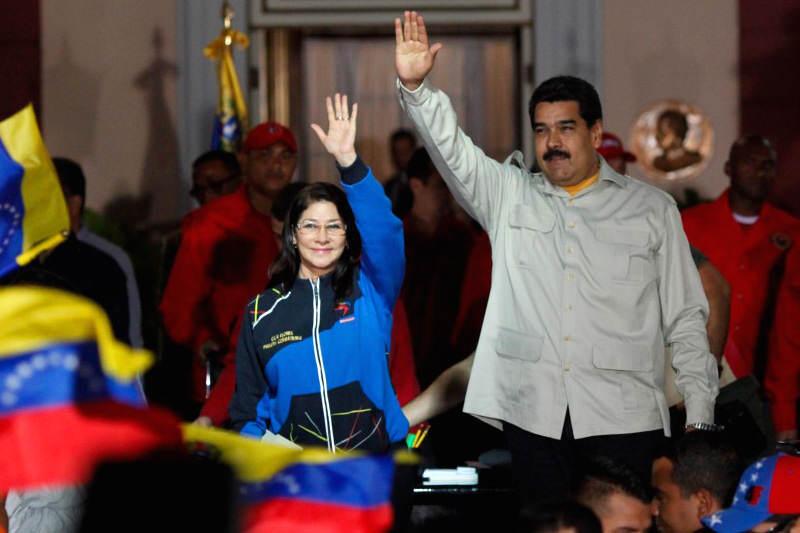 ¡DESESPERADOS! Cilia Flores, la última pieza del chavismo para intentar ganar terreno electoral