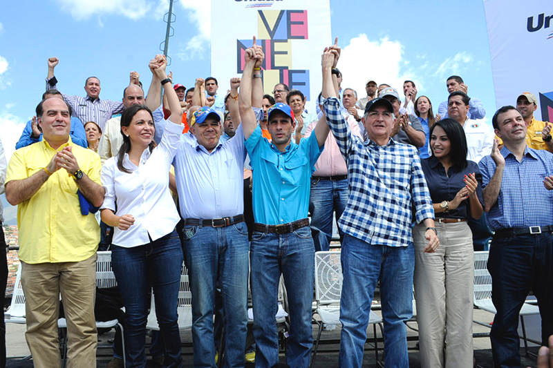 Oposicion-MUD-maria-corina-ledezma-capriles-