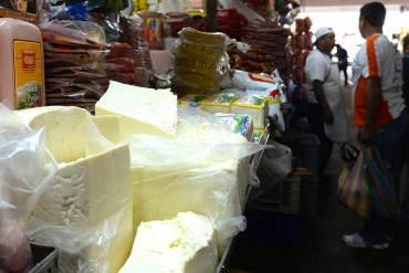 ¡SOLO ES POSIBLE EN SOCIALISMO! Insumos para producir quesos se agotan a finales de Mayo