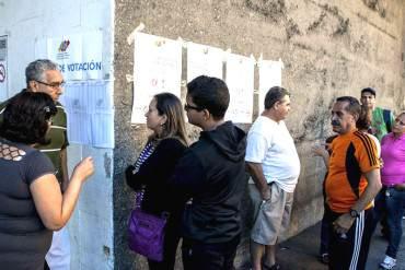 ¡LA VOZ DEL PUEBLO! 7,7 millones de electores podrán participar el domingo en primarias MUD