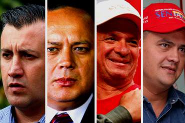 ¡PURAS JOYITAS! Estos son los funcionarios del régimen investigados por narcotráfico según WSJ