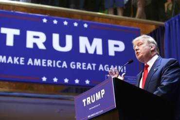 ¡VA POR LA CASA BLANCA! Donald Trump confirma su candidatura a la presidencia de EE.UU.