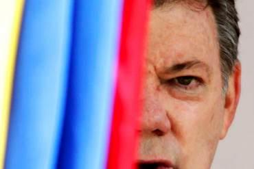 ¡EN TRES Y DOS! Santos pone 3 condiciones para reunirse y dialogar con Maduro sobre la crisis