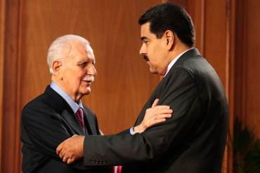 """¡SEPA! Maduro convocó a chavistas para """"homenajear"""" a José Vicente Rangel en el Palacio Federal Legislativo este #19Dic: """"Cumpliendo las medidas de bioseguridad"""""""