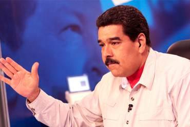 ¡CARA 'E TABLA! Maduro dio nuevamente clases de nutrición al país (y se olvida de su sobrepeso)