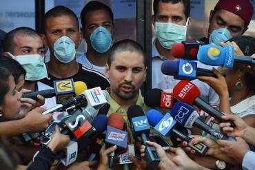 ¡EXIGEN JUSTICIA Y LIBERTAD! Casi mitad de la dirección nacional VP está en huelga de hambre