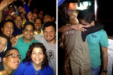 ¡TRAS MÁS DE UN AÑO DE INJUSTA CÁRCEL! Liberaron a Gerardo Resplandor y Douglas Morillo
