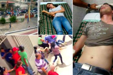 ¡ASÍ OCURRIÓ! El ataque a la alcadía: La historia que no narraron los medios aragüeños (+Audio)