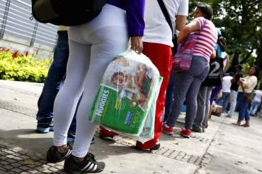 ¡DEBES SABERLO! Sundde anuncia corrección de los precios de pañales y toallas sanitarias