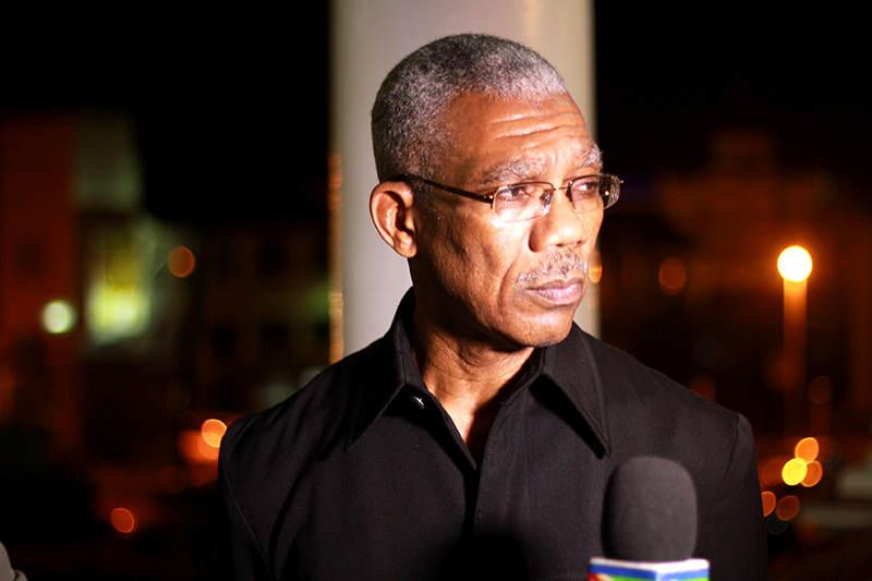 David-Granger-presidente-de-Guyana