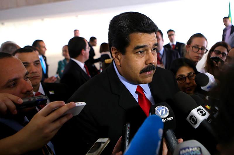 Maduro-en-Mercosur