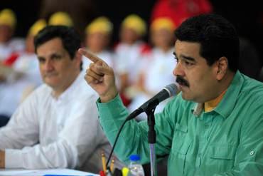 """¡EL DICTADOR AMENAZA! Maduro sobre Lorenzo Mendoza: """"A ese pelucón le llegará su sábado"""""""