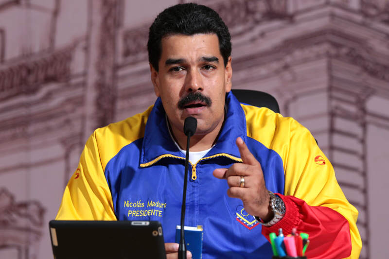 Nicolas-Maduro-señala-amenaza