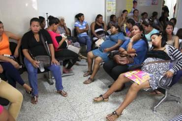 ¡REPARTIENDO MISERIA! Gobierno anunció «ayuda» para las embarazadas (pero deben tener carnet de la patria)