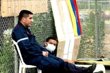 """¡INDIGNANTE! Bomberos inician huelga de hambre por el """"miserable"""" sueldo que reciben"""