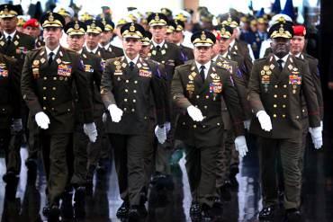 ¡EXPLOSIVO! ABC: EE.UU. anunciará causas contra media docena de narcogenerales venezolanos