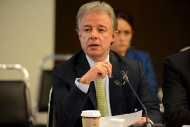 """¡LO ÚLTIMO! Embajador de Colombia ante OEA: """"Venimos adoloridos, ultrajados e indignados"""""""
